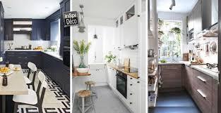 pour cuisine aménager une cuisine en longueur 20 exemples pour vous inspirer