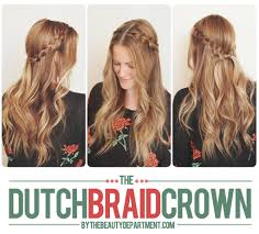 the beauty department your daily dose of pretty holiday hair idea