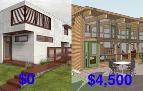how much do house plans cost how much should design cost treehugger