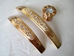 crystal cabinet door handles glass crystal cabinet door handles pulls knobs rose gold