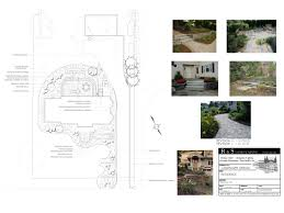 how to plan a landscape design hgtv create the basic grid