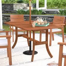 outdoor dining tables wayfair you u0027ll love wayfair ca