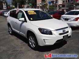 2013 toyota rav4 ev 2013 toyota rav4 ev for sale in nuys los angeles ca la auto