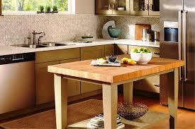 IKEA Butcher Block Kitchen Island Designs - Kitchen butcher block tables