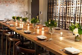 Private Dining Rooms In Nyc Covina U2013 New American Restaurant With Mediterranean Influences