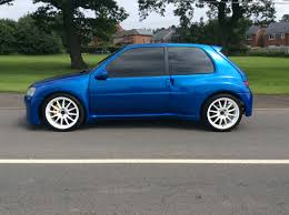 peugeot yellow peugeot 106 dimma for sale 30k spent a future classic