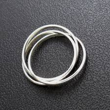 russian wedding rings classic russian wedding ring silver surfers