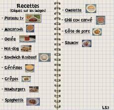 3 cuisine recette les recettes de cuisine des sims 3 le de websims3