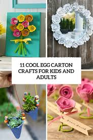 11 cool egg carton crafts for kids and adults shelterness