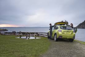 subaru crosstrek 2017 desert khaki subaru unveils xv crosstrek hybrid at the new york auto show
