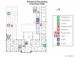 floor plans new zealand health and safety of surveying university of otago new