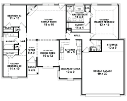 one house plans with 4 bedrooms simple house plans 4 bedroom simple one house plans simple