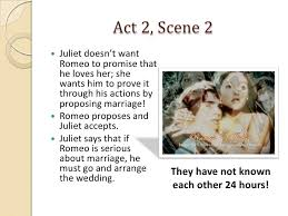 wedding quotes romeo and juliet romeo and juliet act 2 notes