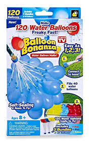 balloon bonanza telebrands balloon bonanza as seen on tv in toys