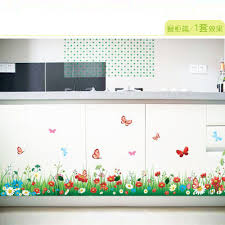popular home sticker wholesale buy cheap home sticker wholesale hot new butterfly bushes skirting living room bedroom background wall sticker removable wholesale trade