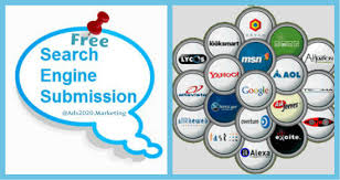list of engines search engine submit your business website to 50 free