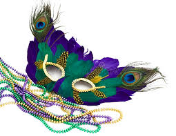 mardi gras mask with feathers mardi gras mask and stock photo image of feathers 492836