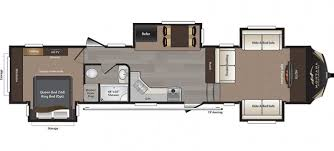 5th wheel with living room in front noble rv iowa and minnesota rv dealer mn ia rv sales