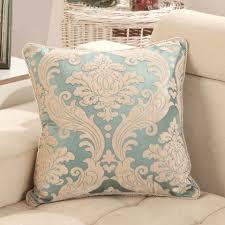 coussin decoration canapé rétro fleurs coussin décoratif pour coussins du canapé de style de