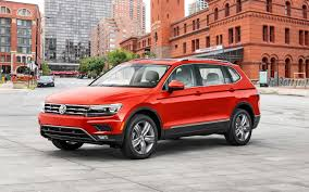 volkswagen jeep tiguan comparison volkswagen tiguan sel 4motion 2018 vs jeep