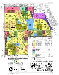 Map Of Garden State Plaza by Laguna Ridge Specific Plan City Of Elk Grove