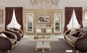 Wohnzimmer Italienisch Barock Italienische Stilmöbel Franca