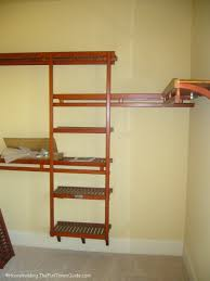 Wood Shelving Units by Traditional Interior With John Louis Wood Closet Shelving And