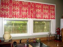 with red plaid kitchen curtains passionate home design ideas and