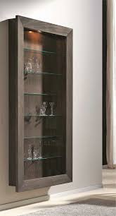 what is the depth of wall cabinets shallow hanging wall display cabinet