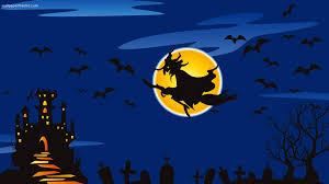 halloween background 1920x1080 witch wallpapers desktop wallpapersafari
