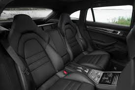 black porsche panamera interior porsche panamera turbo sport turismo review gtspirit