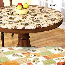 vinyl elasticized table cover round vinyl table covers beautiful product q elasticized tablecloths