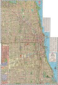 Downtown Chicago Map Maps Forgotten Chicago History Architecture And Infrastructure