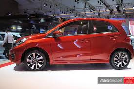 mobil honda terbaru 2015 first impression review honda brio rs 2016