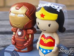 marvel cake toppers ironman wedding cakes search i want this it is