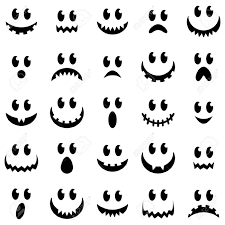 halloween clipart ghost ghost face clip art clipartfest