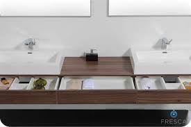 Contemporary Bathroom Cabinets - remarkable decoration bathroom sink contemporary minimal double