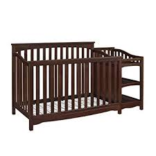 Convertible Crib Changing Table Baby Relax Bailey Convertible Crib With Side Changing