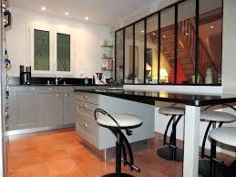 cuisine modele image de cuisine amnage beautiful modele cuisine avec ilot central