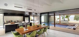 living and kitchen design the palms u2013 luxury accommodation fiji vomo island fiji