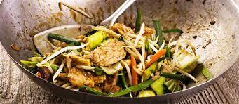 cuisiner dans un wok une fertilité boostée grâce à une cuisine différente naissance bébé