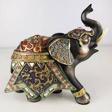 Elephant Home Decor Online Get Cheap Elephant Figurine Aliexpress Com Alibaba Group