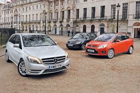 mercedes b class vs rivals group tests auto express
