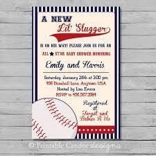 baseball baby shower ideas baseball baby shower invitation theruntime