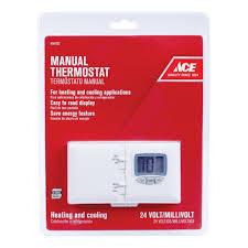 ace digital thermostat thermostats ace hardware