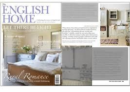 English Home Design Magazines The English Home Magazine Freestanding Creamery Kitchens