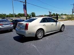 2010 cadillac cts performance 2010 cadillac cts awd 3 0l v6 performance 4dr sedan in houston tx