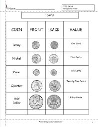 money worksheets second grade worksheets