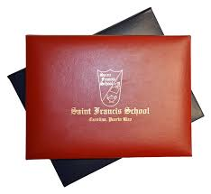 custom diploma covers padded certificate folders wholesale