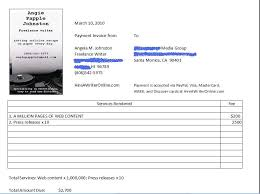 freelance invoice freelance invoice how to write an invoice as a